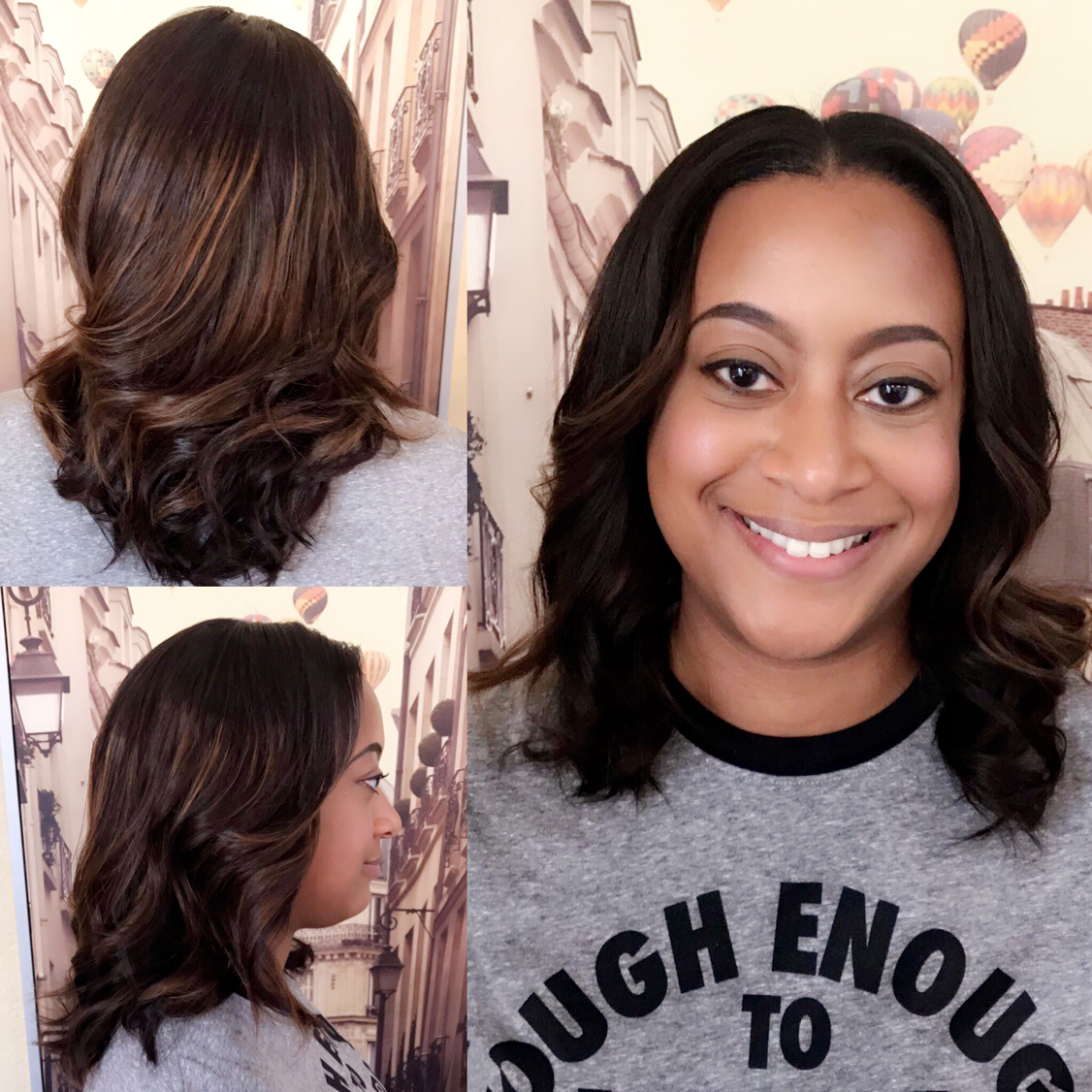 Lisa Hair Weave Gallery Strandbystrandstudio